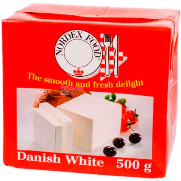 Фeта Danish White Nordex Food 500 г